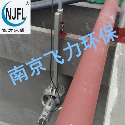 飞力不锈钢管道潜水回流泵