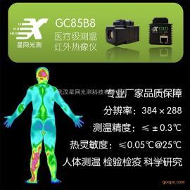 医用红外热像仪机芯在线式红外热成像测温仪GC85B8