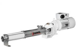 INOXPA螺�U泵 KIBER KSF-50�u�M式