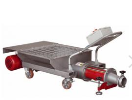 INOXPA螺杆泵KIBER NTE-90原理