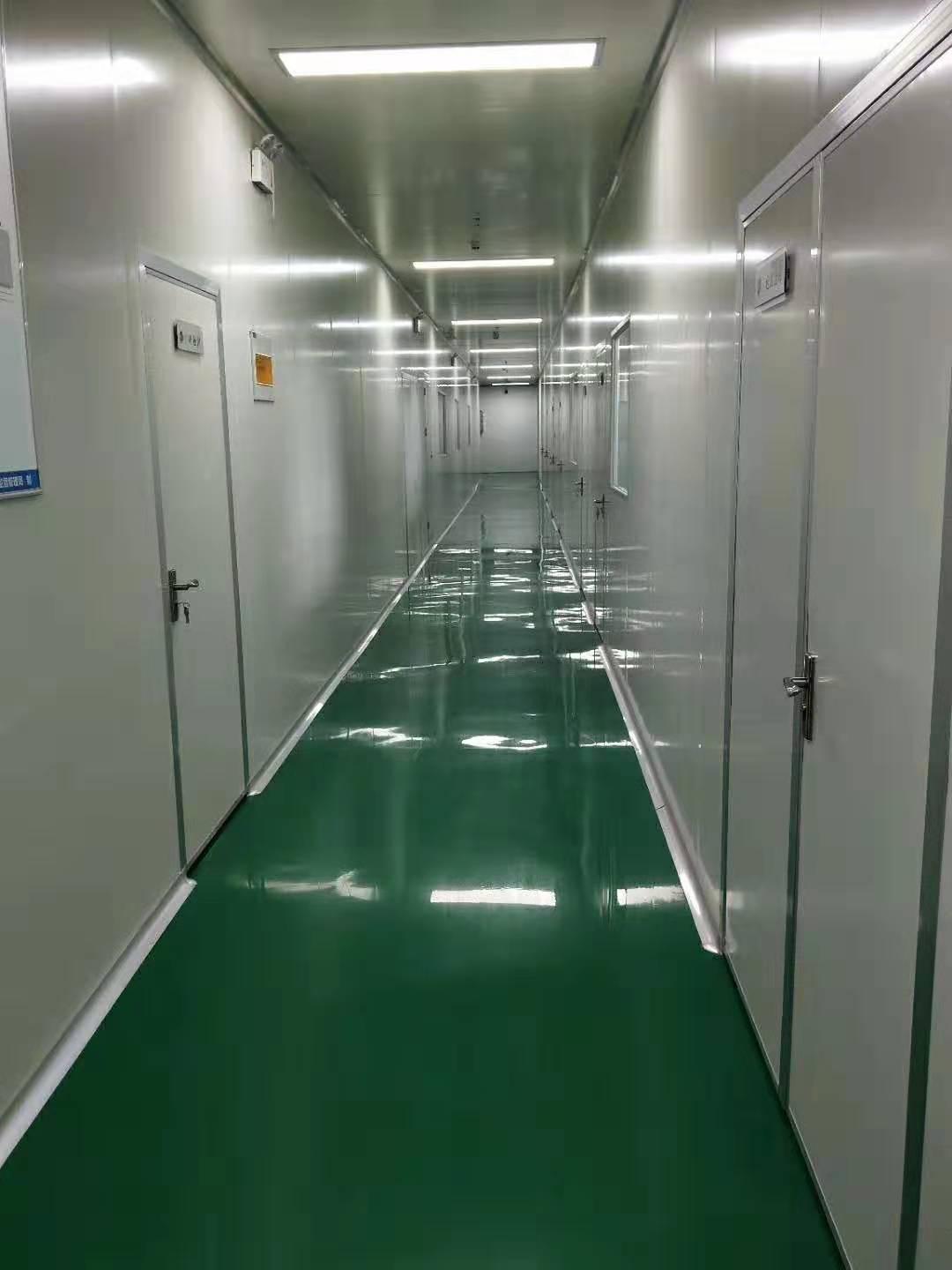 净化车间工程十万级净化装修