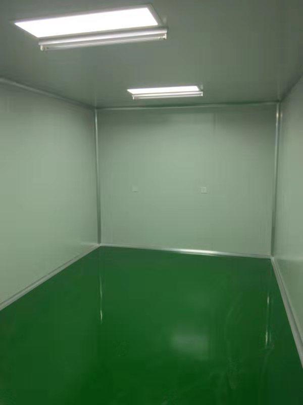 十万级净化车间净化板装修