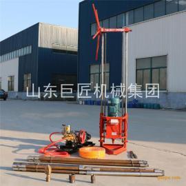 小型轻便钻机QZ-2A地质勘探钻机岩心钻机