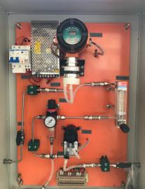 复杂工况臭氧尾气泄漏监测装置