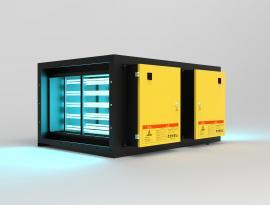 uv光解油烟净化器 静电光解复合油烟净化器 光解氧化废气净化器