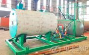 30万千卡撬装导热油锅炉 撬装燃气导热油锅炉