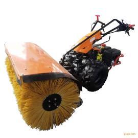 市政路面专用扫雪机 马路扬雪车 手推式除雪机