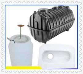双瓮漏斗式塑料化粪池