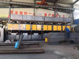 印刷厂废气处理设备光氧净化器系统存在问题及改造方案