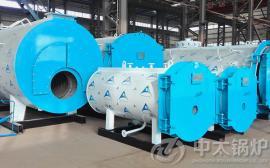 工业园区供暖锅炉 低氮天然气供暖锅炉
