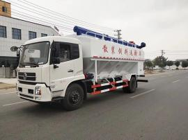 温氏24方(12吨)东风天锦饲料车参数