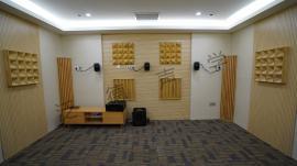 听音室设计建造 为小米科技建造听音室