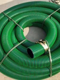 加厚防冻吸污抽粪通用软管 3-4寸牛筋耐腐蚀耐高温排污管