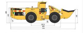 WJ-1型铲运机