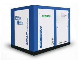 单级压缩工频喷油螺杆空压机90~315KW 低噪音寿命长・管路免维护