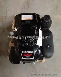 HONDA本田GXV160�l��C 自走式割草�C