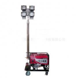 XLM-0075全方位自动升降泛光工作灯