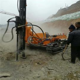 露天矿山不能放炮破石头开采办法岩石劈裂机 液压劈裂棒