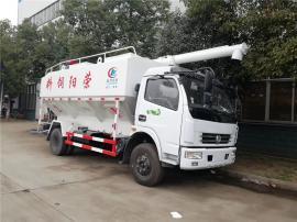 东风多利卡D7/12方散装饲料运输车