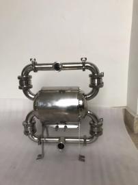 卫生级隔膜泵 饮料食品级气动隔膜泵