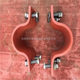 A5-1基准型双螺栓管夹 基准型双螺栓管夹