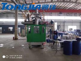 200L全自动大型化工桶生产设备