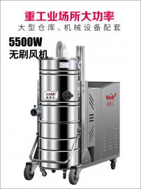 江津铸造厂车间用吸尘器 汽摩零配件加工厂吸尘器