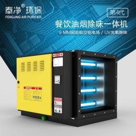 油烟净化一体机 UV光氧除油烟除味一体机 CYU系列