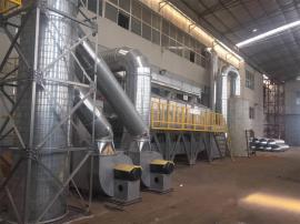 vocs催化燃烧装置丶催化燃烧设备公司丶催化燃烧净化器