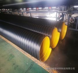 DN1600埋地排水波纹管钢带聚乙烯波纹管