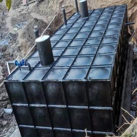 地埋式箱泵一�w化消防泵站