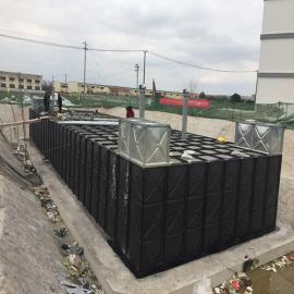 地埋水箱 BDF复合地埋水箱 地埋式箱泵一体化
