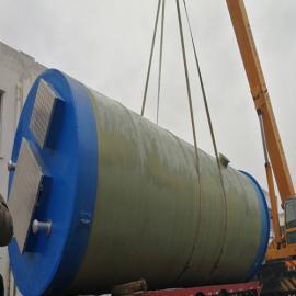 �h程�O控一�w化污水提升泵站的���c