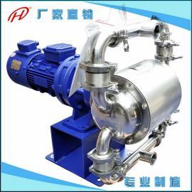 食用级卫生电动双隔膜泵