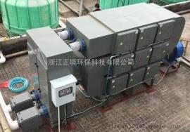 正境环保-多晶、单晶铸锭炉真空泵高浓度油烟净化处理装置