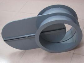 金士盾人防圆形插板阀 人防工程专用