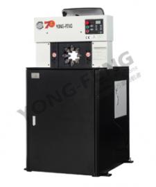 Y160型超薄数控扣压机 压管机油管扣压机