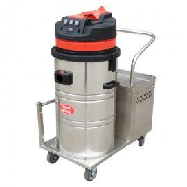 充电式工业用吸尘器大面积场所用电瓶吸尘器无线式吸尘吸水机