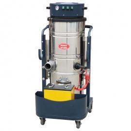 锂电池为动力源工业吸尘器上下分离桶吸粉尘木屑颗粒无线吸尘器