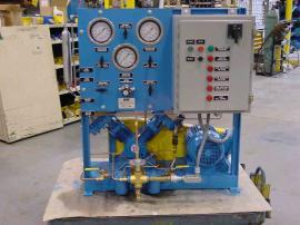 Fluitron隔膜压缩机Fluitron高压泵