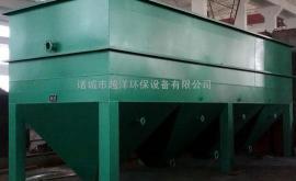 斜板沉淀器 污水处理设备 斜管沉淀器