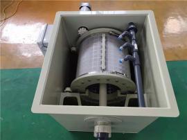 高密度养鱼设备滚筒微滤机过滤器