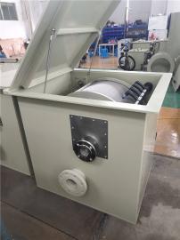 鱼塘养殖不锈钢微滤机过滤器 转鼓式过滤器