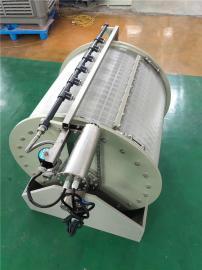 锦鲤池专用微滤机转鼓过滤器水产养殖沉淀池池专用微滤机