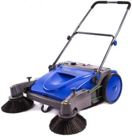 抽尘款手推式无动力扫地机 医院酒店大理石地面用结力扫地机