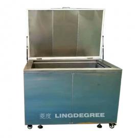 LDB-4000不锈钢件超声波清洗机 五金冲压件超声波清洗机