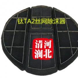钛丝丝网除沫器 钛丝网除雾器 钛除沫器