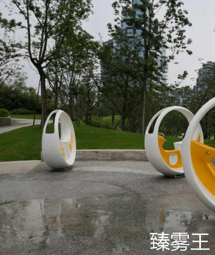 自行车互动喷泉-永诚盛达-专注于喷泉互动自行车