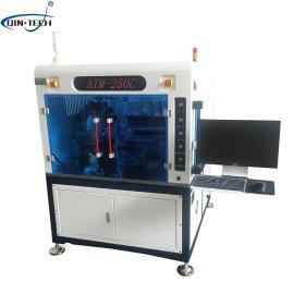 ATM-250G标准型全自动贴辅料机 手机辅料全自动�N��C
