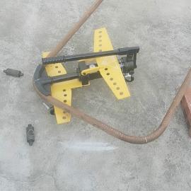 1-5寸手动液压弯管机